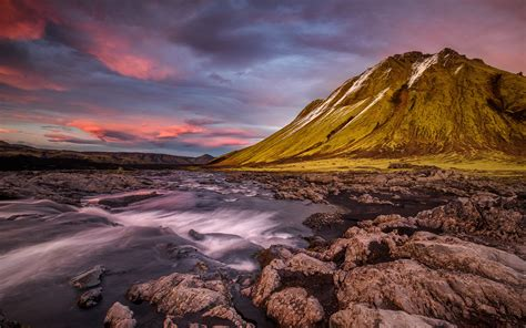 Daily Wallpaper Iceland I Like To Waste My Time
