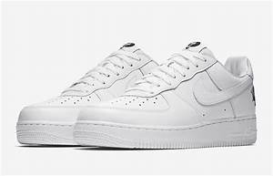 Nike Air Force 1 Low Rocafella White Release Details ...