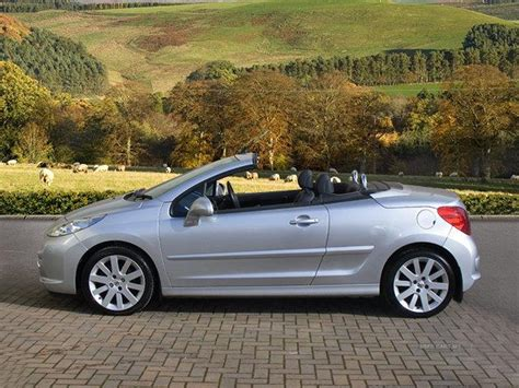Used 2008 Peugeot 207 Cc Gt Coupe Cabriolet For Sale In
