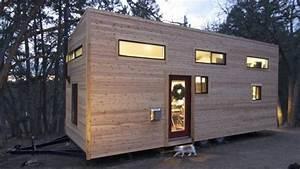 Tiny Haus Selber Bauen : tiny house trend der neue architektur traum baden ~ Lizthompson.info Haus und Dekorationen