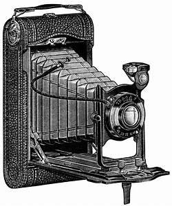 Conley Cameras ~ Free Vintage Clip Art | Old Design Shop Blog
