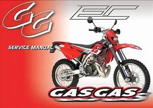 Gasgas Ec 125 200 250 300 2003 Owner U2019s Manual