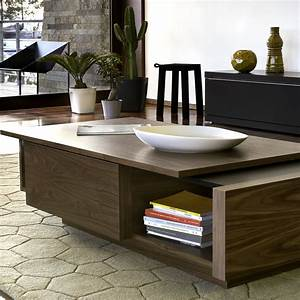 axis coffee table temahome living touch of modern With axis coffee table