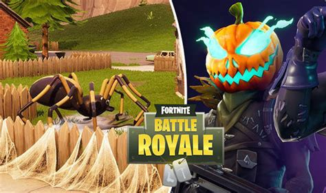 fortnite halloween costumes    teased  epic