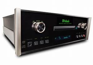 McIntosh MCD550 SACD/CD High Performance Player - for in ...