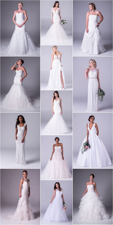 wedding gowns  dresses   body type