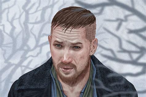 Tom Hardy Makes Brooding Art The Ringer