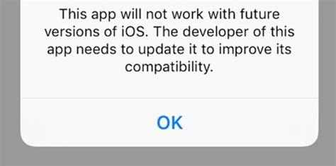 Apple's Ios 10.3 Beta Warning