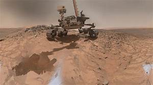 Mars Curiosity Rover just took a selfie and it looks ...