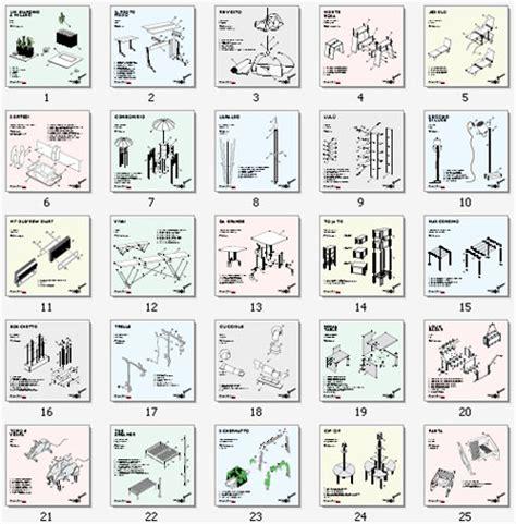 diy furniture project plans designs ideas