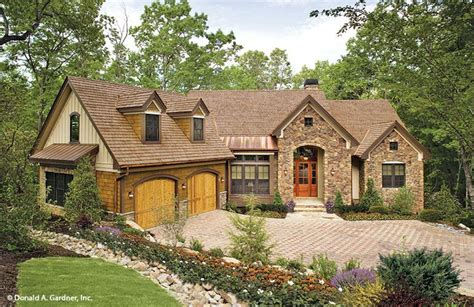 Pin by Don Gardner Architects on Craftsman Home Plans