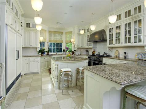 kimboleeey white kitchen cabinets  granite