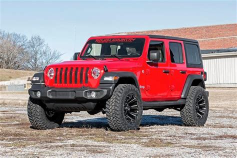 2018 jeep wrangler lifted 2 5in suspension lift kit for 2018 jeep wrangler jl