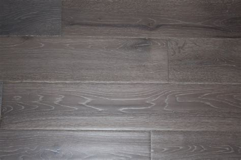 Oak Grey 3/4 x 5 Hand Scraped   Solid Hardwood Flooring