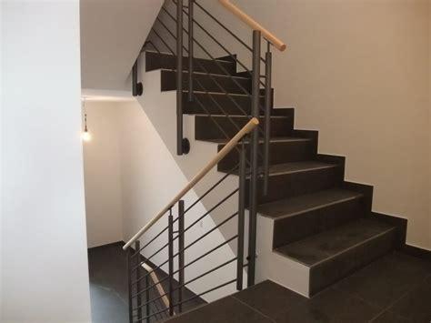 Moderne Treppengeländer Innen by Gel 228 Nder Modern Metallbau Thiel