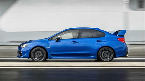 WRX STI Type RA has just been confirmed for 2018 – Drive ...