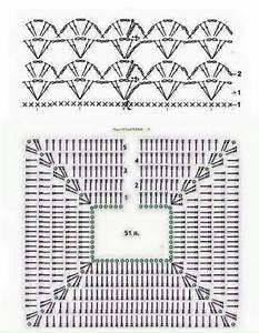 Diagrama De Vestido A Ganchillo