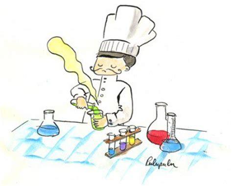 cuisine chimie la cuisine moléculaire au bon bécher