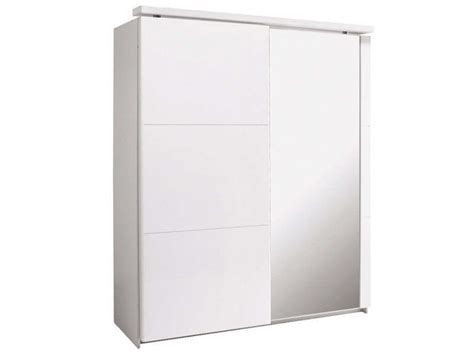 magasin chambre armoire 2 portes coulissantes