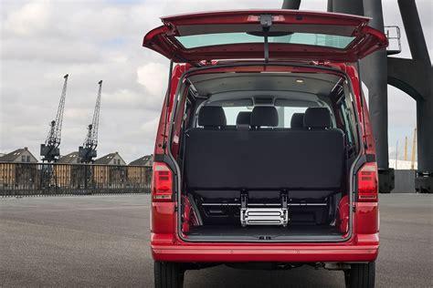 volkswagen transporter van dimensions   capacity