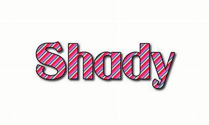 Shady Shirley Logos Stripes Text Tool Flamingtext