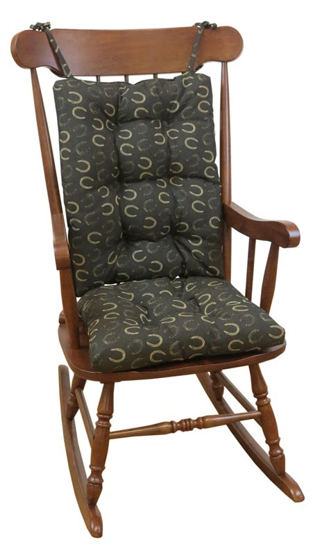 the gripper jumbo rocking chair cushions horseshoe shop