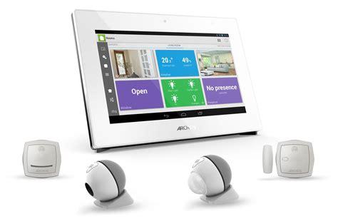 test de la solution archos smart home la domotique abordable et grand maison et domotique