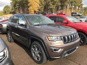 New 2019 Jeep Grand Cherokee Limited 4x4 For Sale Paris