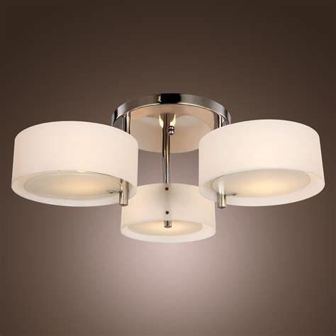 Y L Modern Style Elegant Simple 3 Light Chandelier Ceiling