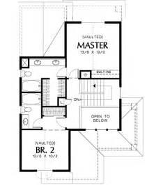 two level floor plans multi level craftsman plan 69296am architectural designs house plans