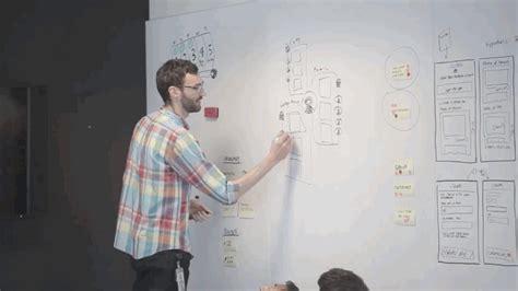 google ventures  design team   war room heres