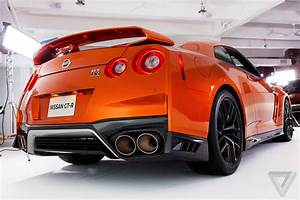 The, 2017, Nissan, Gt