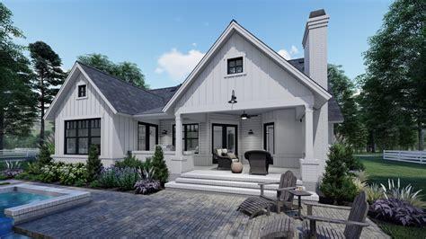 adorable ranch farm house style house plan  plan