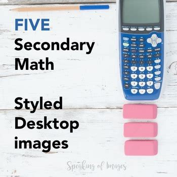 math mock  desktop images  speaking  images tpt