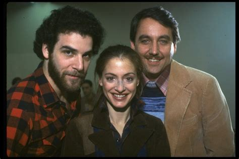 Check spelling or type a new query. L-R) Mandy Patinkin, Patti LuPone and Bob Gunton from the Broadway production of the musical ...