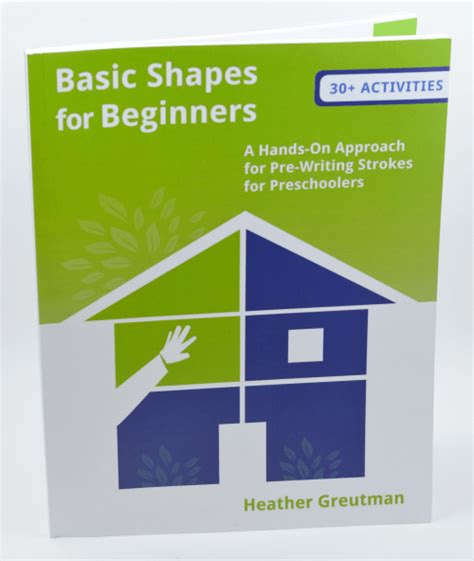 basic shapes for beginners a on approach to pre 152 | bsb paperback cover