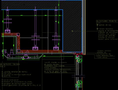 fake ceiling dwg detail  autocad designs cad