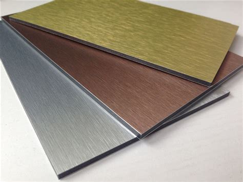 china mm mm brushed aluminum dibond manufacturers suppliers wholesale xinghe