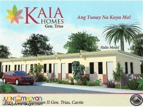 kaia homes for sale thru pag ibig near in general trias general trias richmon alpeche