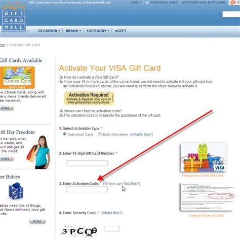 Ready to activate your new credit card? How to activate a visa gift card - Check Your Gift Card Balance