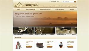 Pampeano - eCommerce Website Development - Wild Trails ...