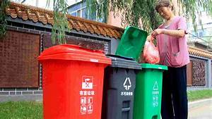 China enforces garbage sorting in 46 cities - CGTN