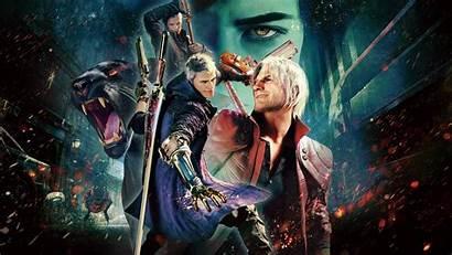 Devil Bury Cry Vergil Theme Battle Edition