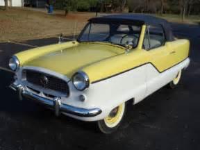 1957 Nash Metropolitan Conv