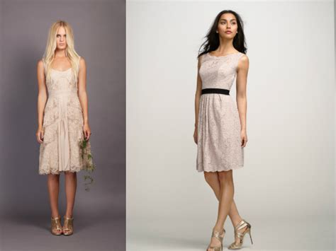 Cheap Short Beige Bridesmaid Dresses Under 100