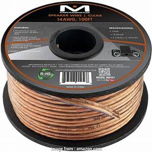 14 Gauge Twisted Wire Fantastic Amazon Com  Mediabridge