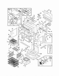 Schematic Diagram Parts List For Model Ei24mo45iba