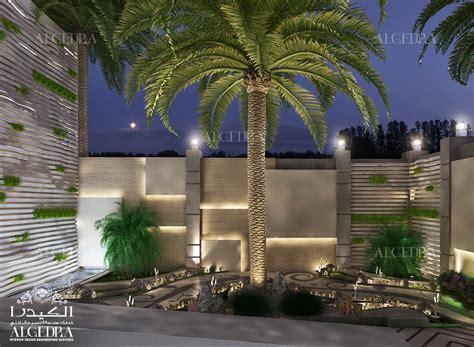 luxury villa landscape design architect magazine