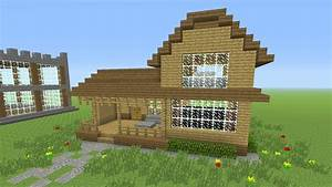 Minecraft Tutorial: How To Make An Awesome Wooden Survival ...