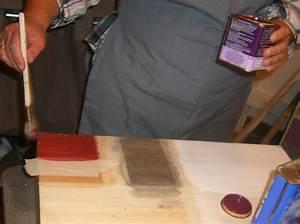 lecon 5 comment vernir un meuble maison travaux With vernir un meuble peint